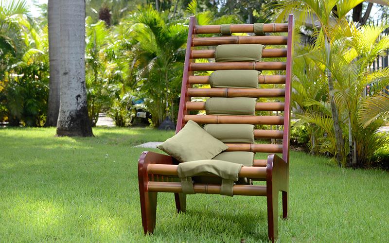Green Furniture, Still U201cGreenu201d In The Dominican Republic