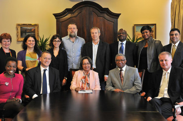Cape Town Announces Board for the WDC 2014 Implementation Agency