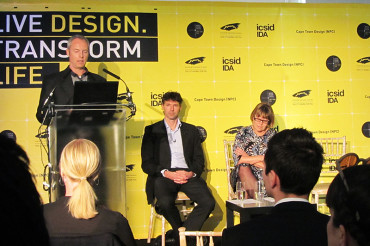 World Design Capital 2014 Cape Town Goes to London; Launches Design Week Forum
