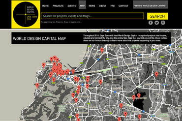 World Design Capital Cape Town 2014 Programme Launches with 450 Recognised Projects