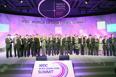Seoul Design Declaration Signed at WDC World Design Cities Summit