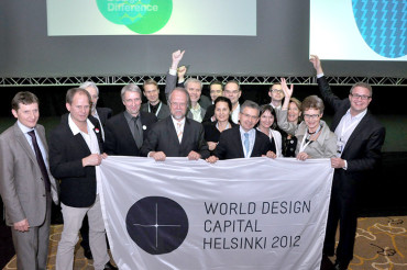 City of Helsinki Appointed World Design Capital 2012