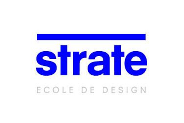 Strate, School of Design Logo