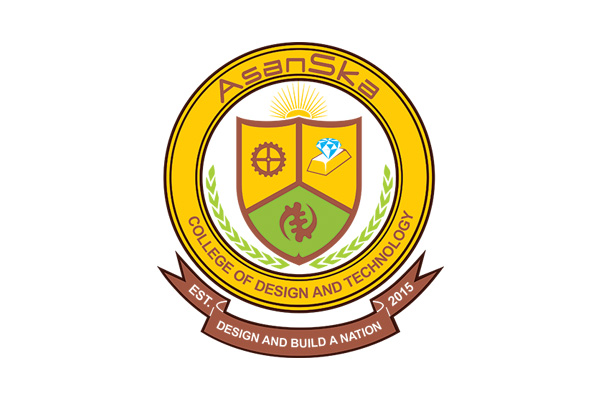 AsanSka College of Design and Technology Logo
