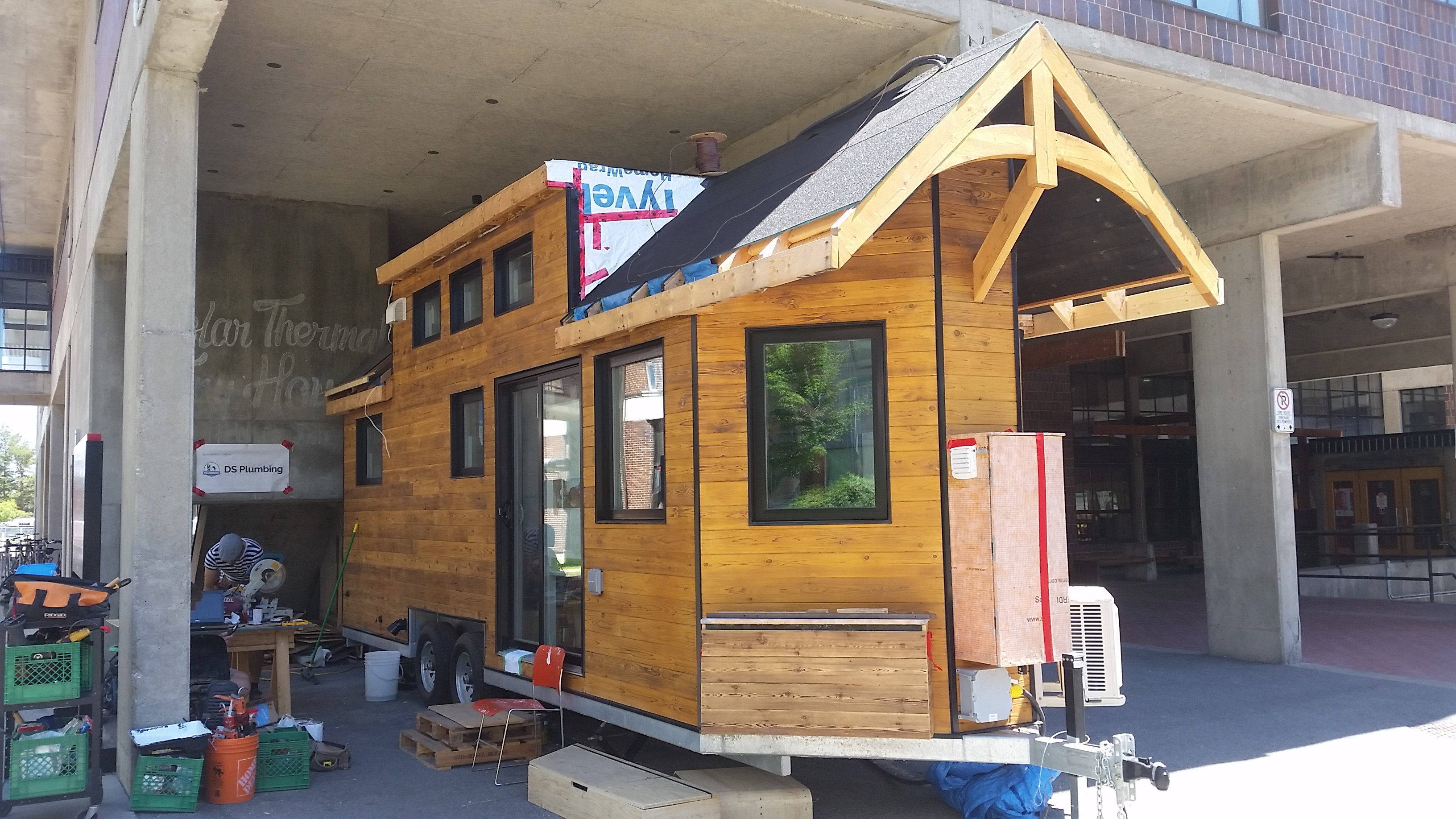 Nomad Tiny Homes >> Wdo Northern Nomad Designing Tiny Houses To Test New Living Habits